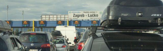 Bramki na autostradach w Chorwacji