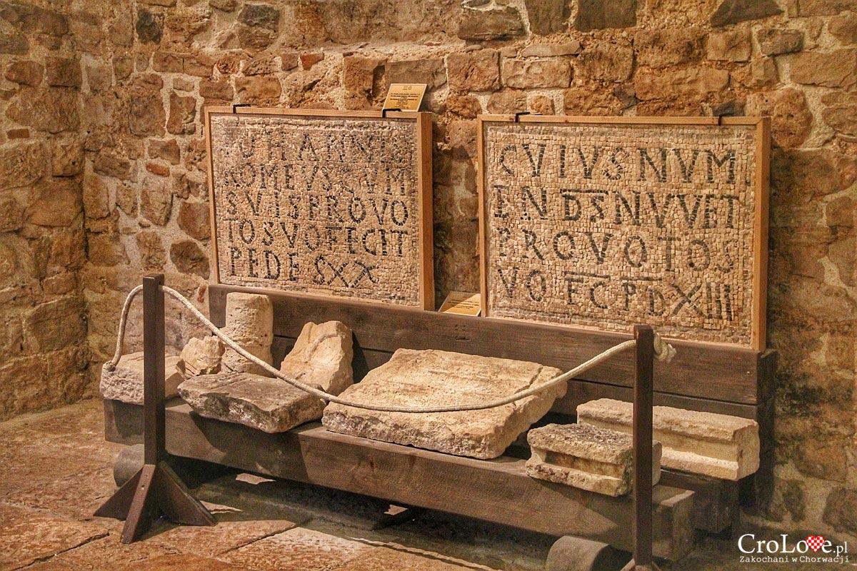 Mozaiki - Bazylika Eufrazjusza w Poreču