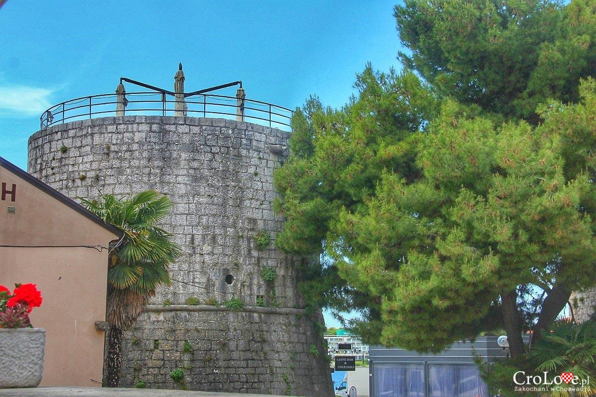 Kula Pietra de Mula w Poreču