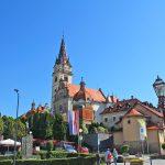 Marija Bistrica – miejsce pielgrzymek Chorwatów