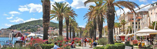 Gdzie te piękne bugenwille i palmy