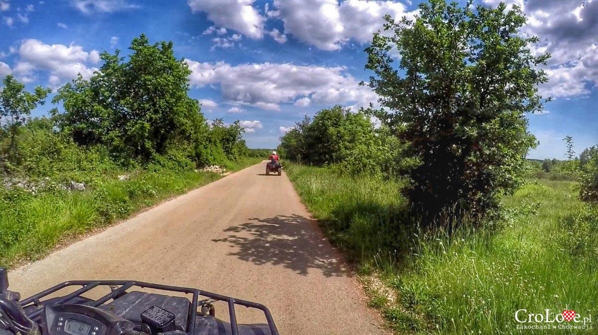 Quady na Istrii - Motodrom Poreč