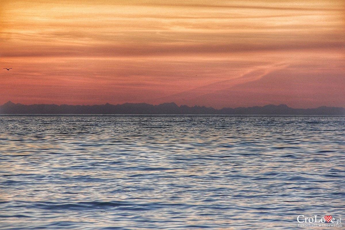 Zachody słońca w Poreču