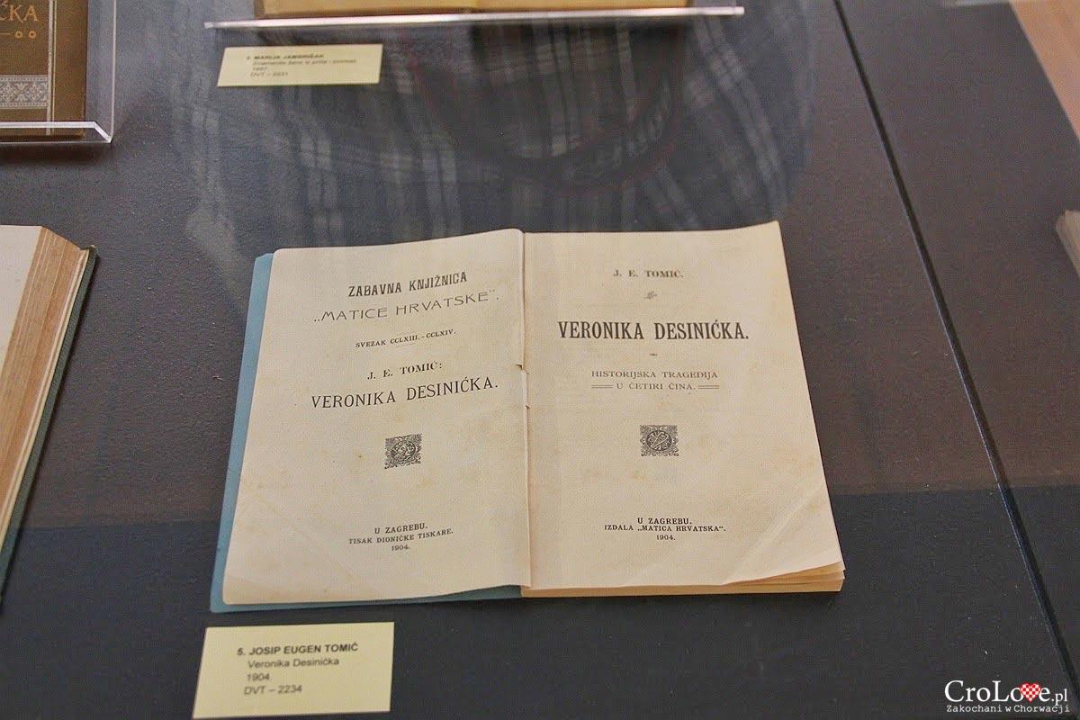 Veronika Desinićka - Zamek Veliki Tabor