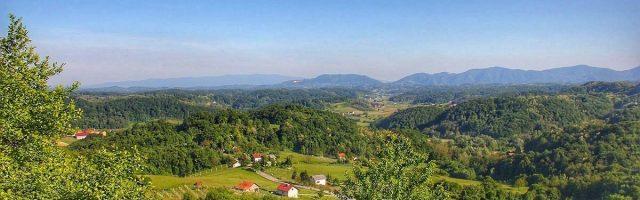 Region Zagorje w Chorwacji