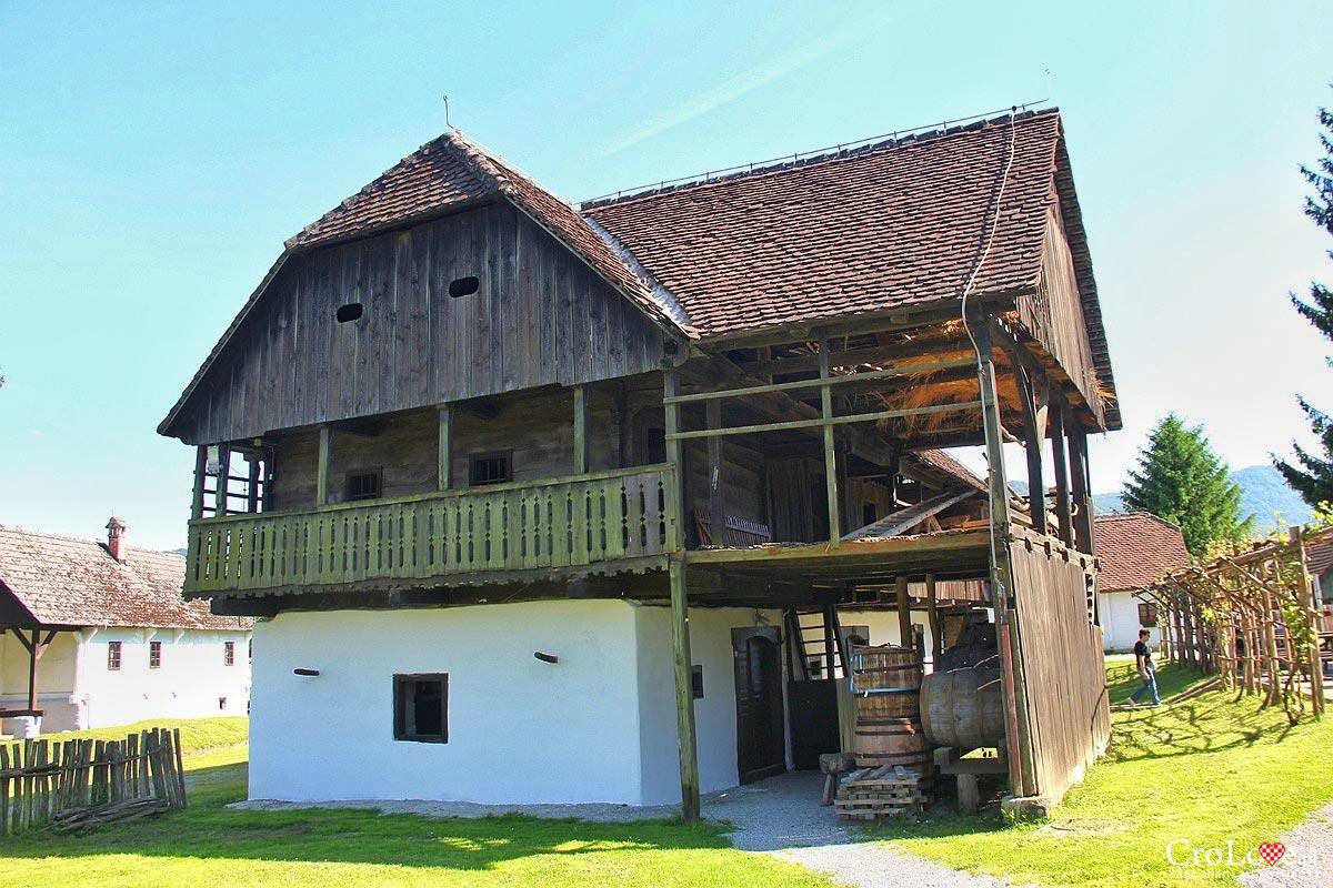Skansen Staro Selo w Kumrovcu
