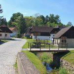 Skansen Staro Selo w Kumrovcu. Rodzinna wieś Josipa Broz Tito