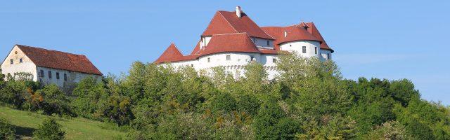 Zamek Veliki Tabor - najlepiej zachowany średniowieczny zamek w Chorwacji