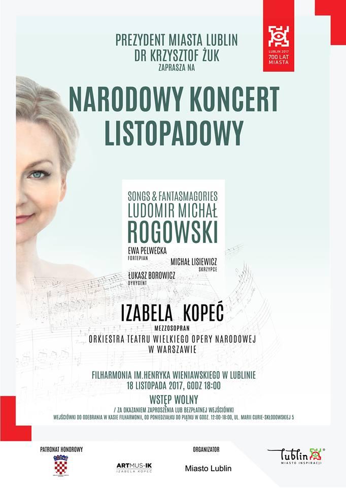 Koncert Izabeli Kopeć w Lublinie
