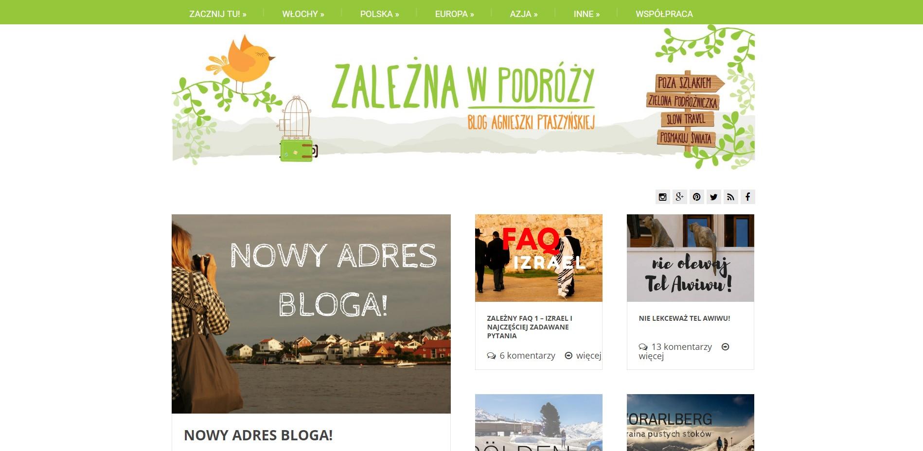 Blog podróżniczy pozornie-zalezna.blog.pl
