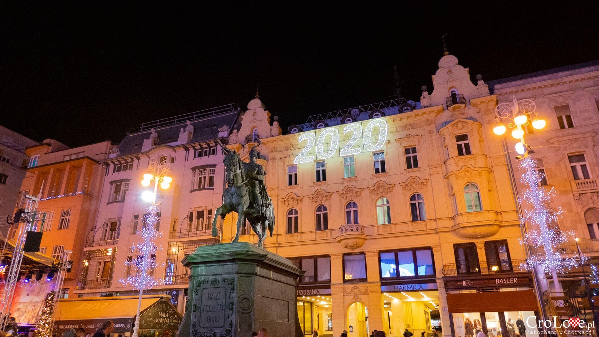 Adwent na Placu bana Josipa Jelačicia
