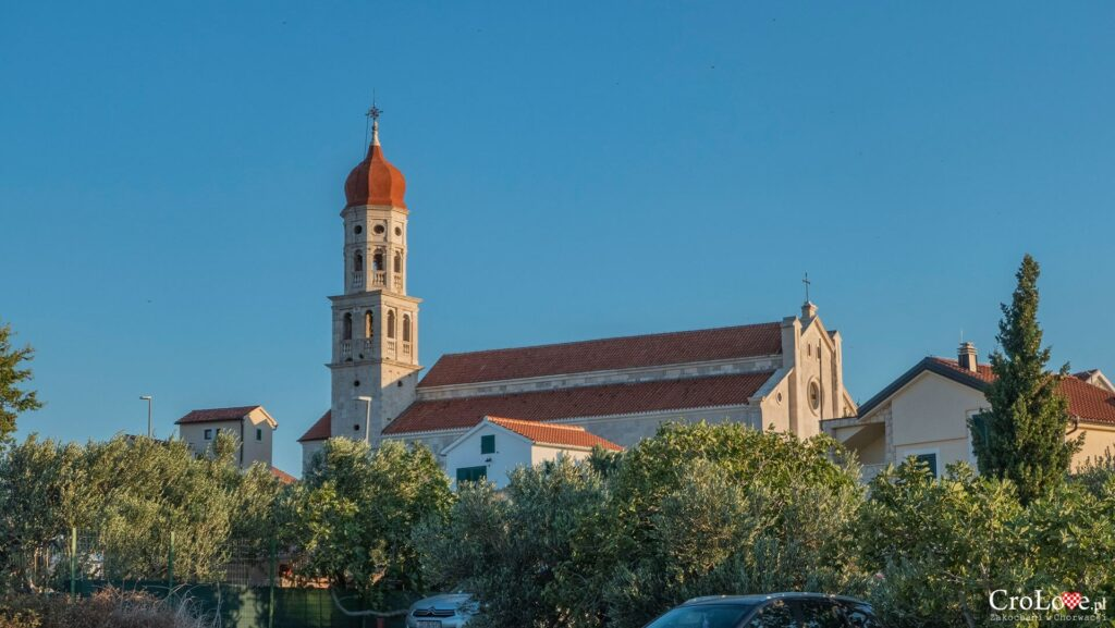 Kościół św. Franciszka w Betinie na wyspie Murter