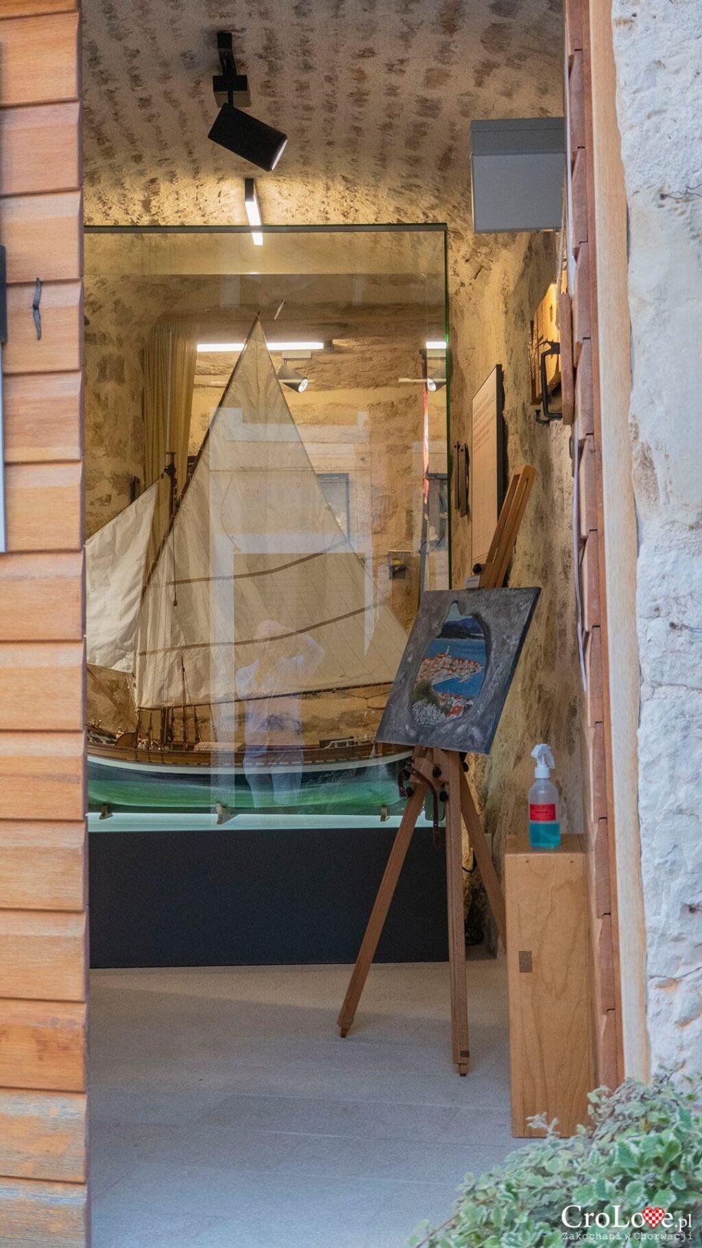 Muzeum Budowy Statków w Betinie na wyspie Murter
