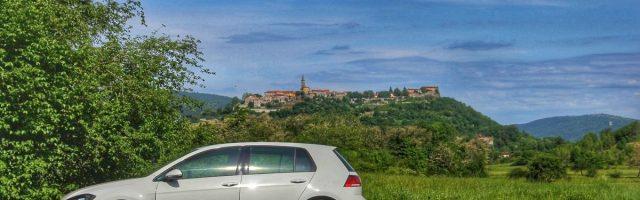 Samochodem elektrycznym do Chorwacji