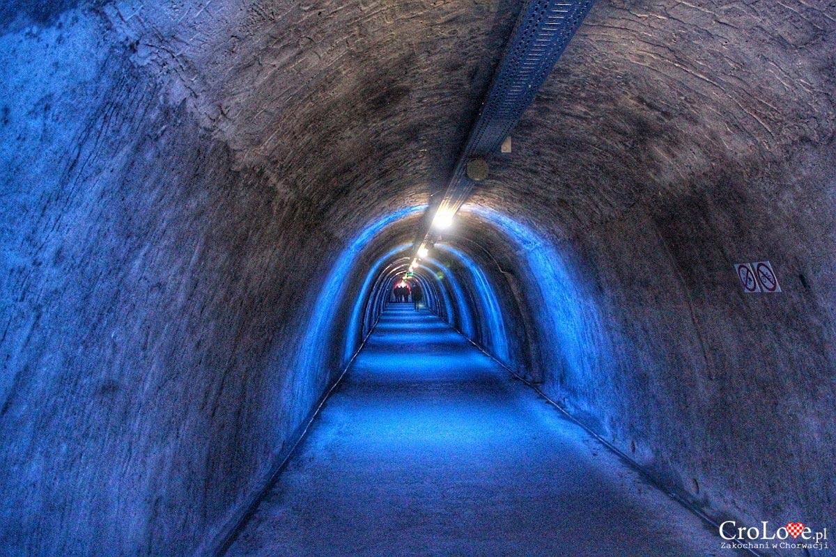 Tunel Grič w Zagrzebiu