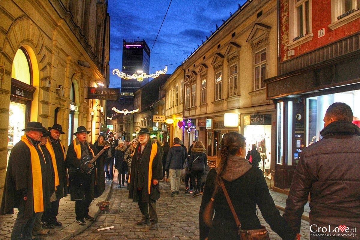 Ulica Radićeva w Zagrzebiu