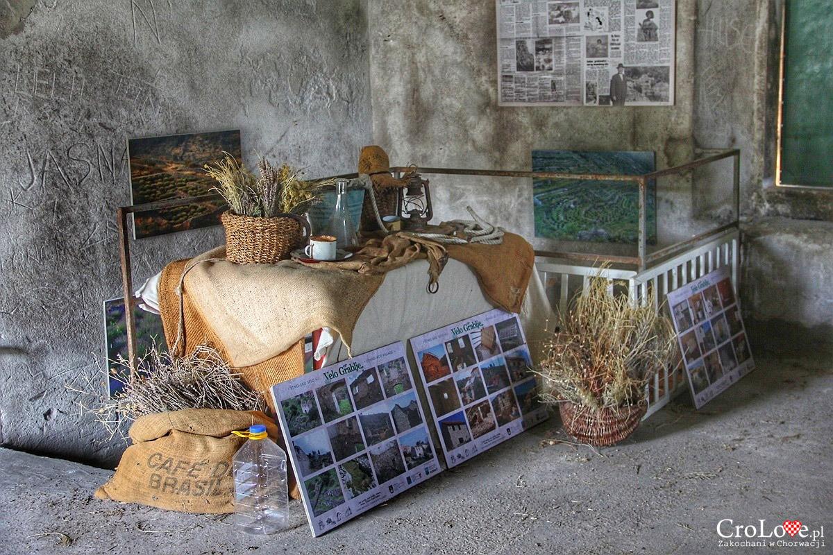 Destylarnia lawendy i rozmarynu w Velo Grablje na wyspie Hvar