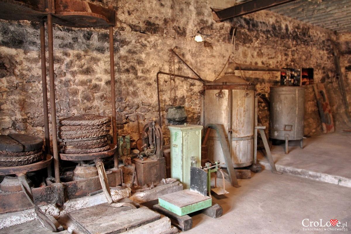 Muzeum lawendy w Velo Grablje na wyspie Hvar