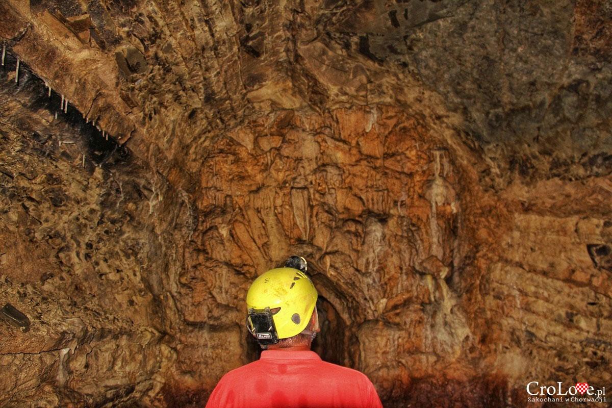 Podziemna cześć akweduktu Dioklecjana w Splicie