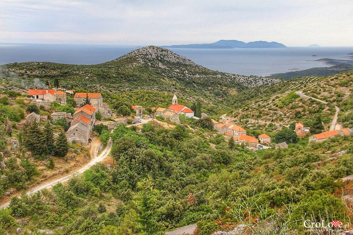 Velo Grablje na wyspie Hvar