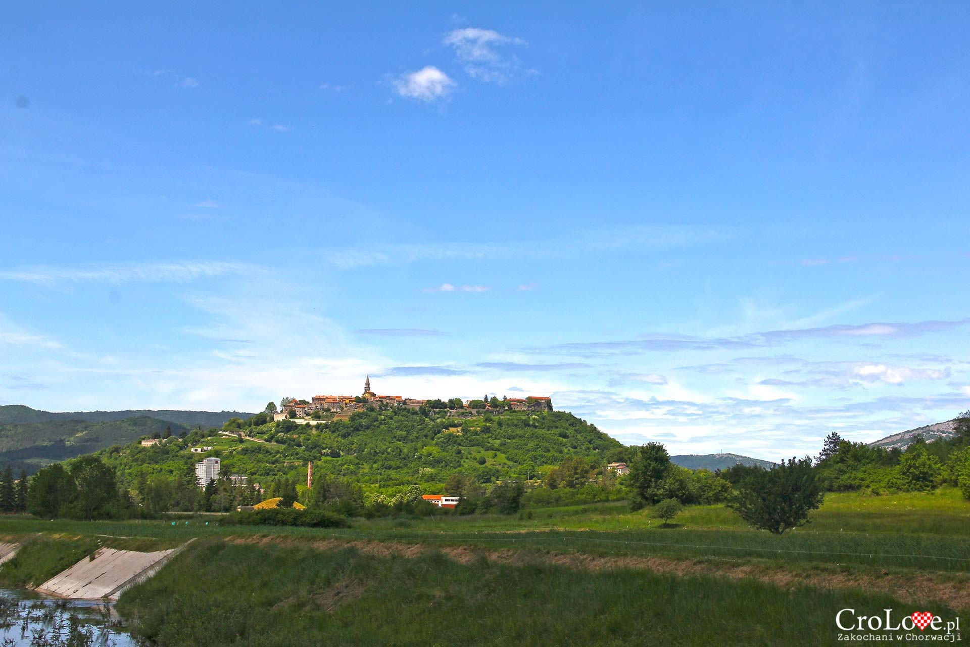 Panorama Buzet