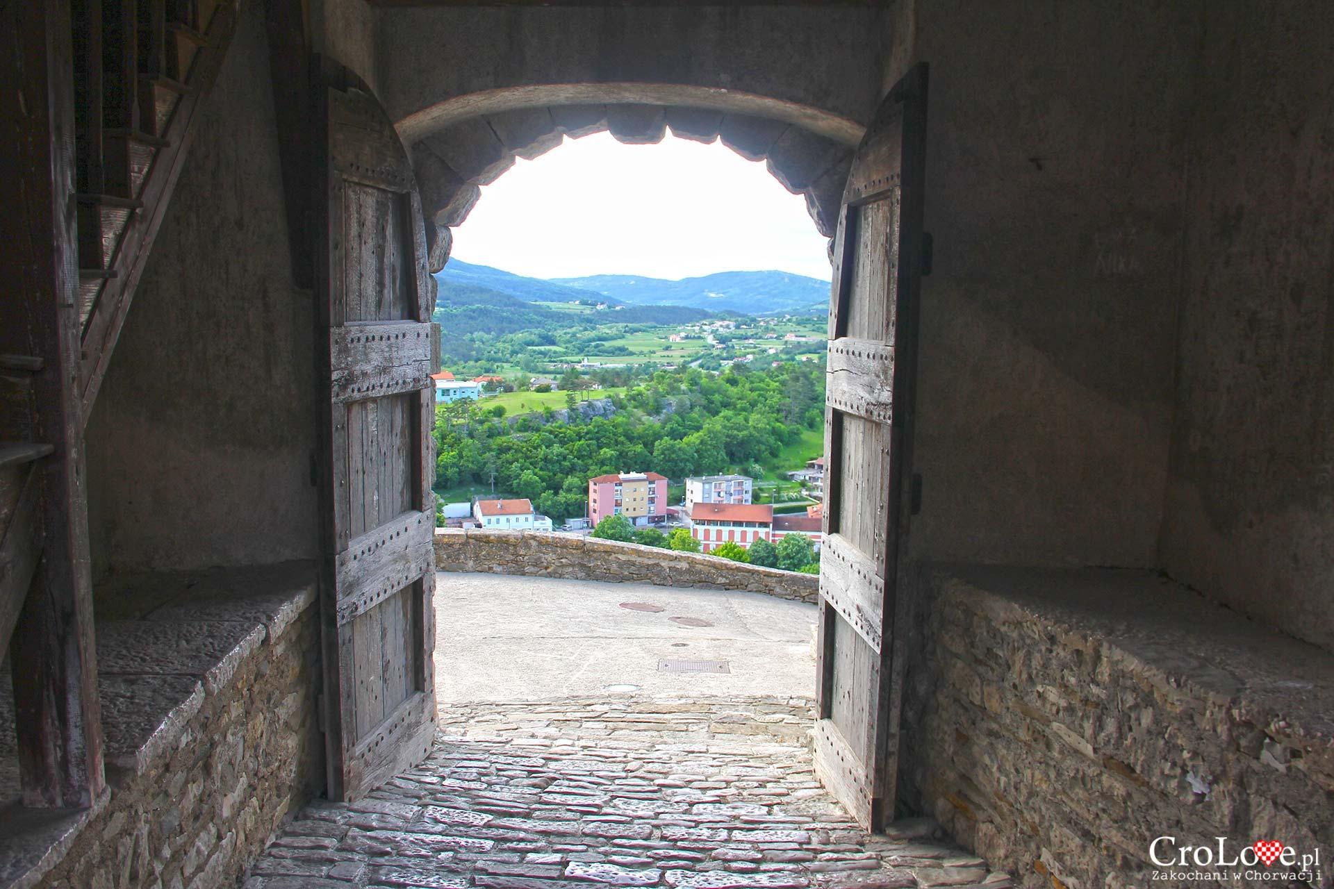 Brama Mała w Buzet