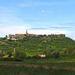 Buzet – miasto trufli na półwyspie Istria