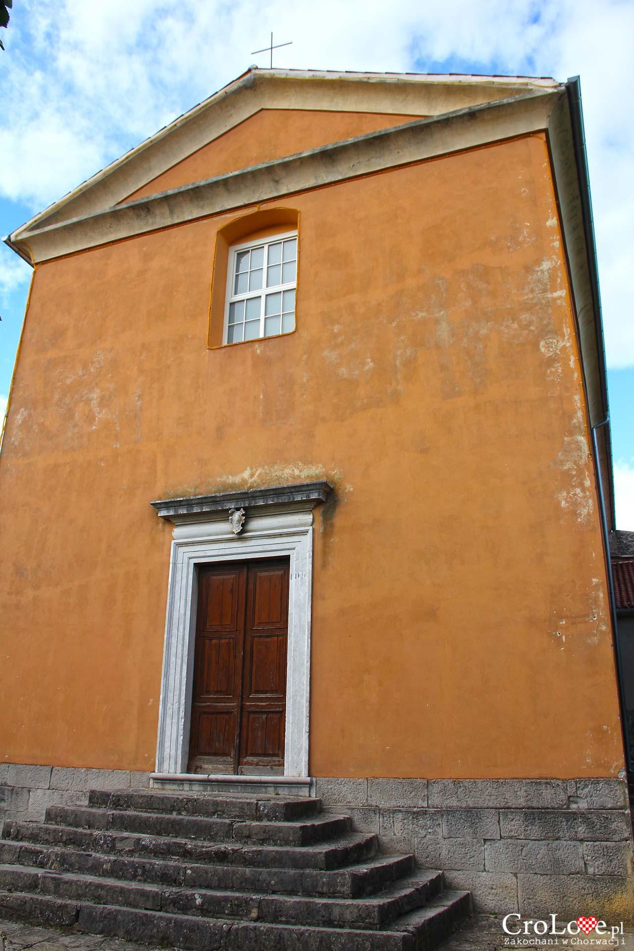 Kościół św. Jerzego w Buzet