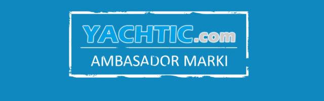 CroLove ambasadorem marki YACHTIC