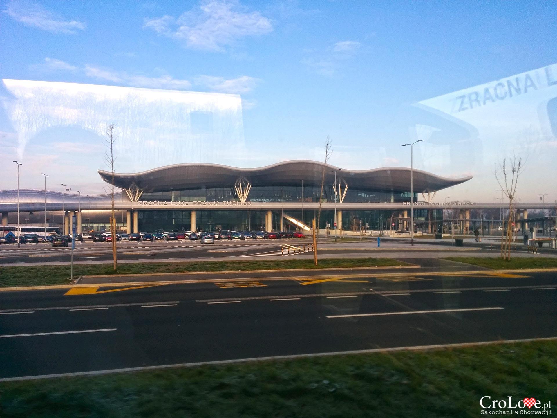 Port lotniczy Zagrzeb