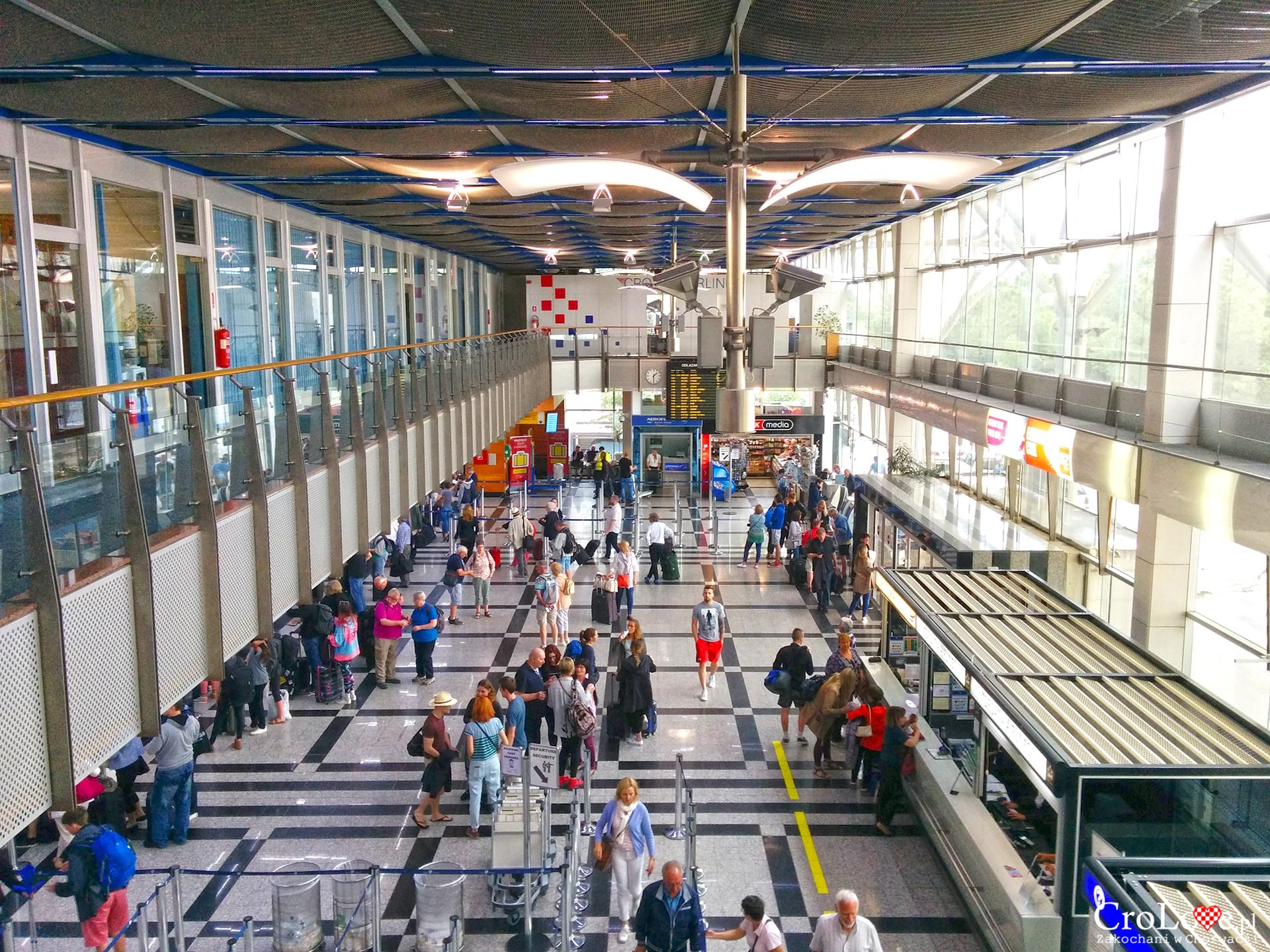 Port lotniczy Split (Kaštel Štafilić)