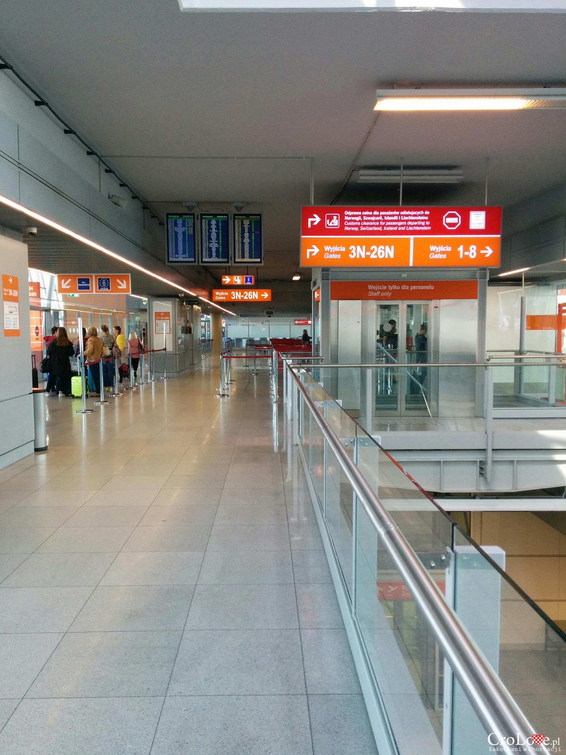 Port lotniczy Warszawa Okęcie
