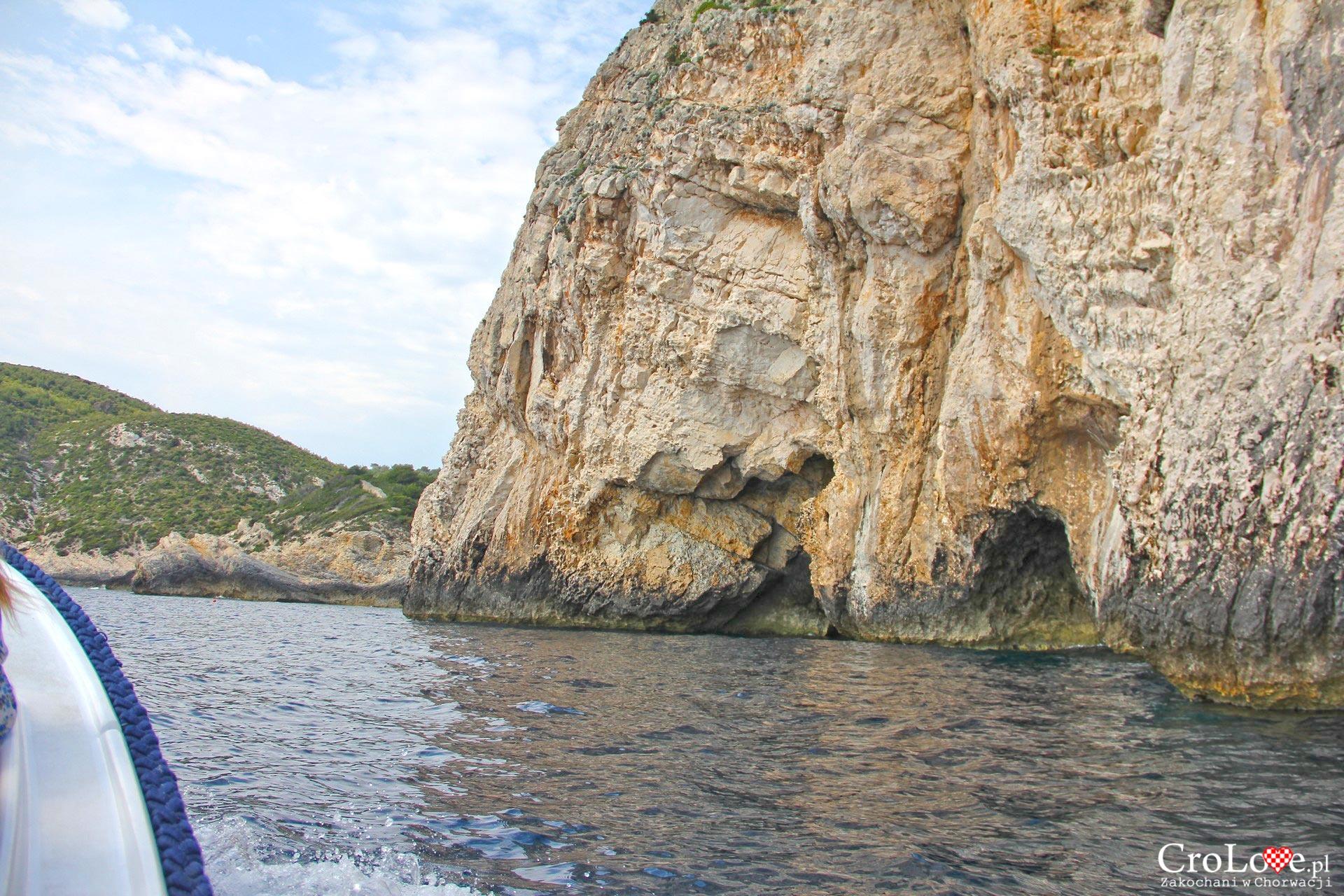 Wyspa Biševo
