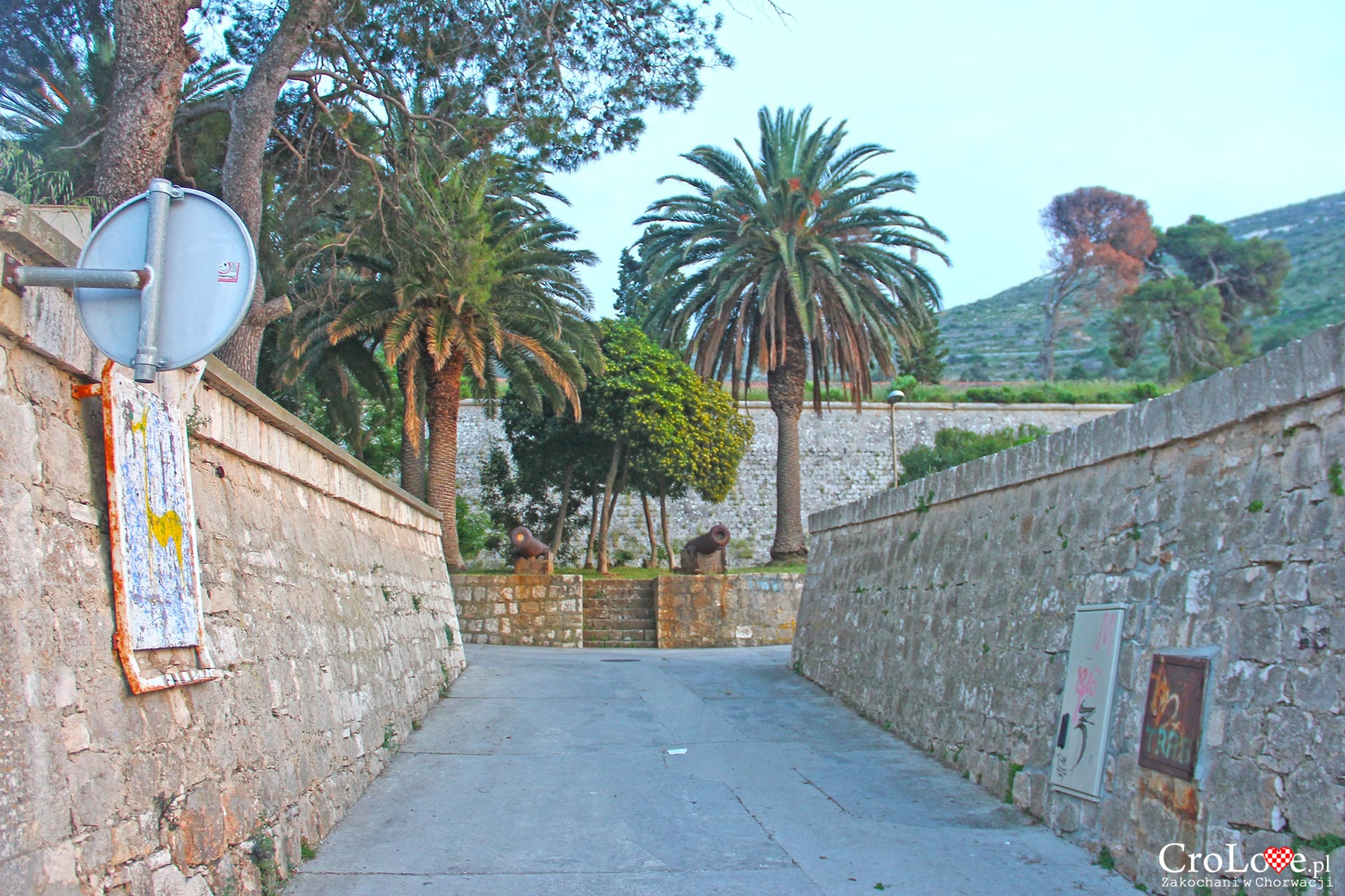 Fort w Vis