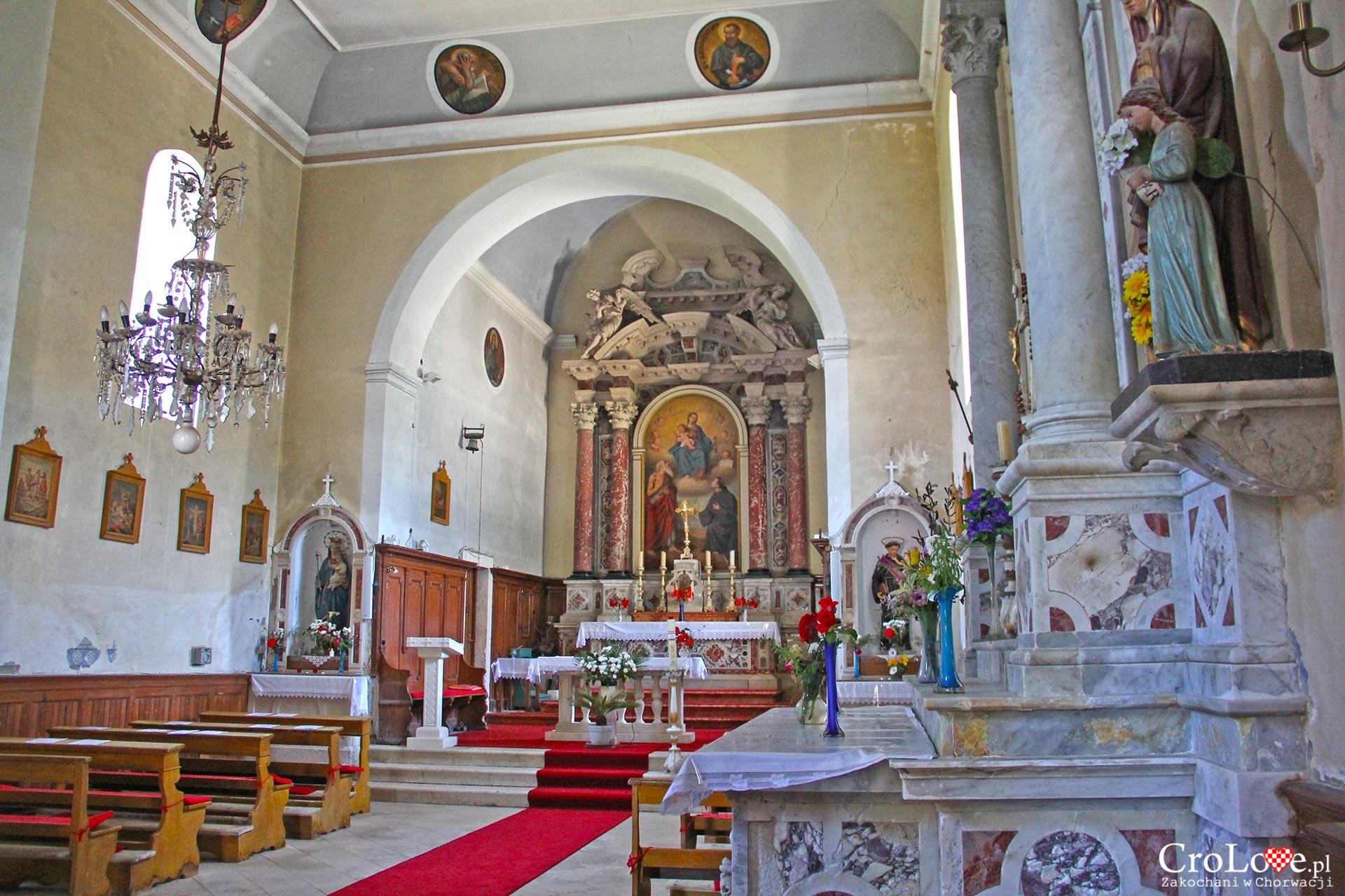 Klasztor Franciszkanów na półwyspie Prirovo