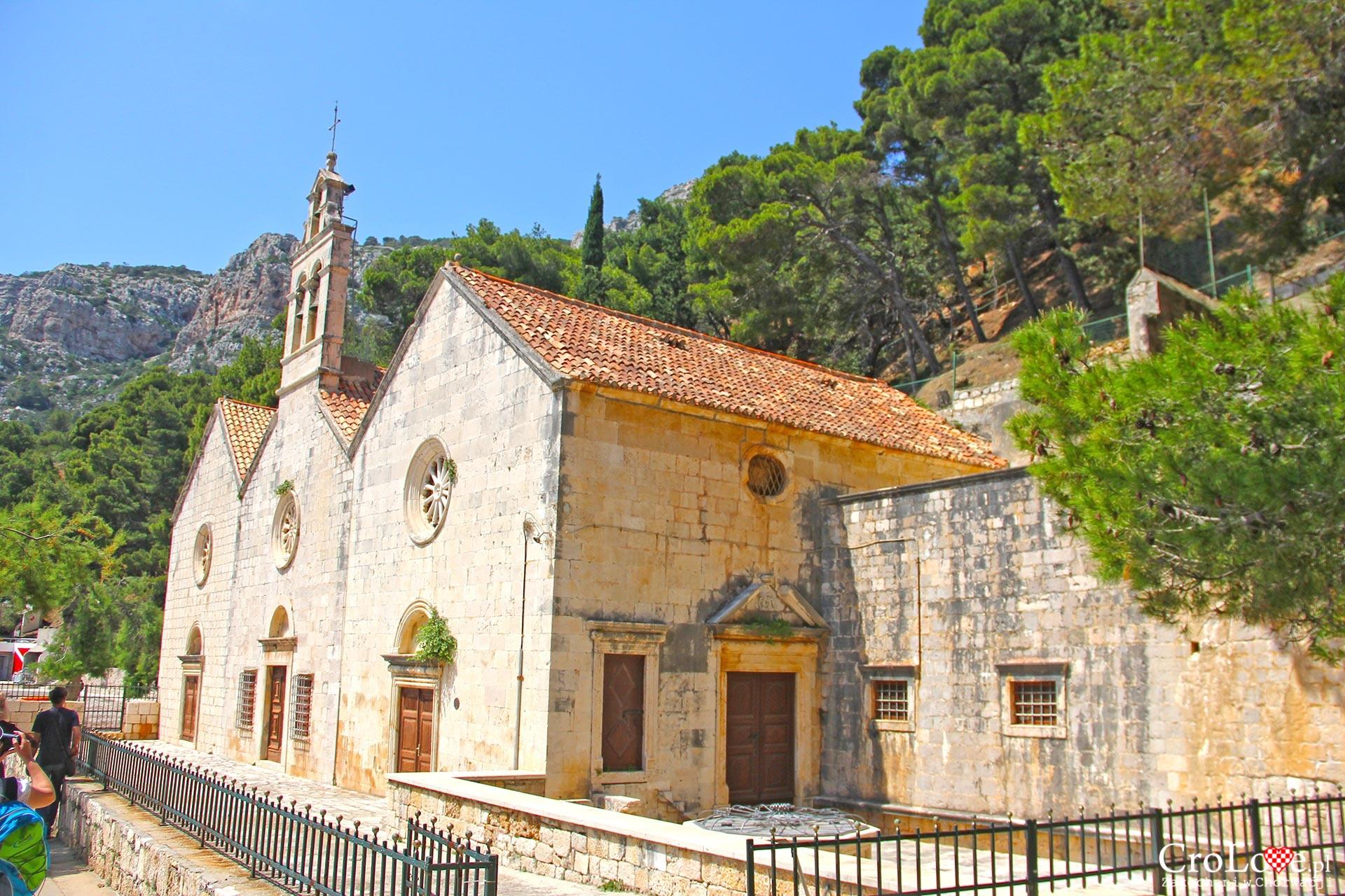 Kościół Matki Bożej Pirackiej w Komižy