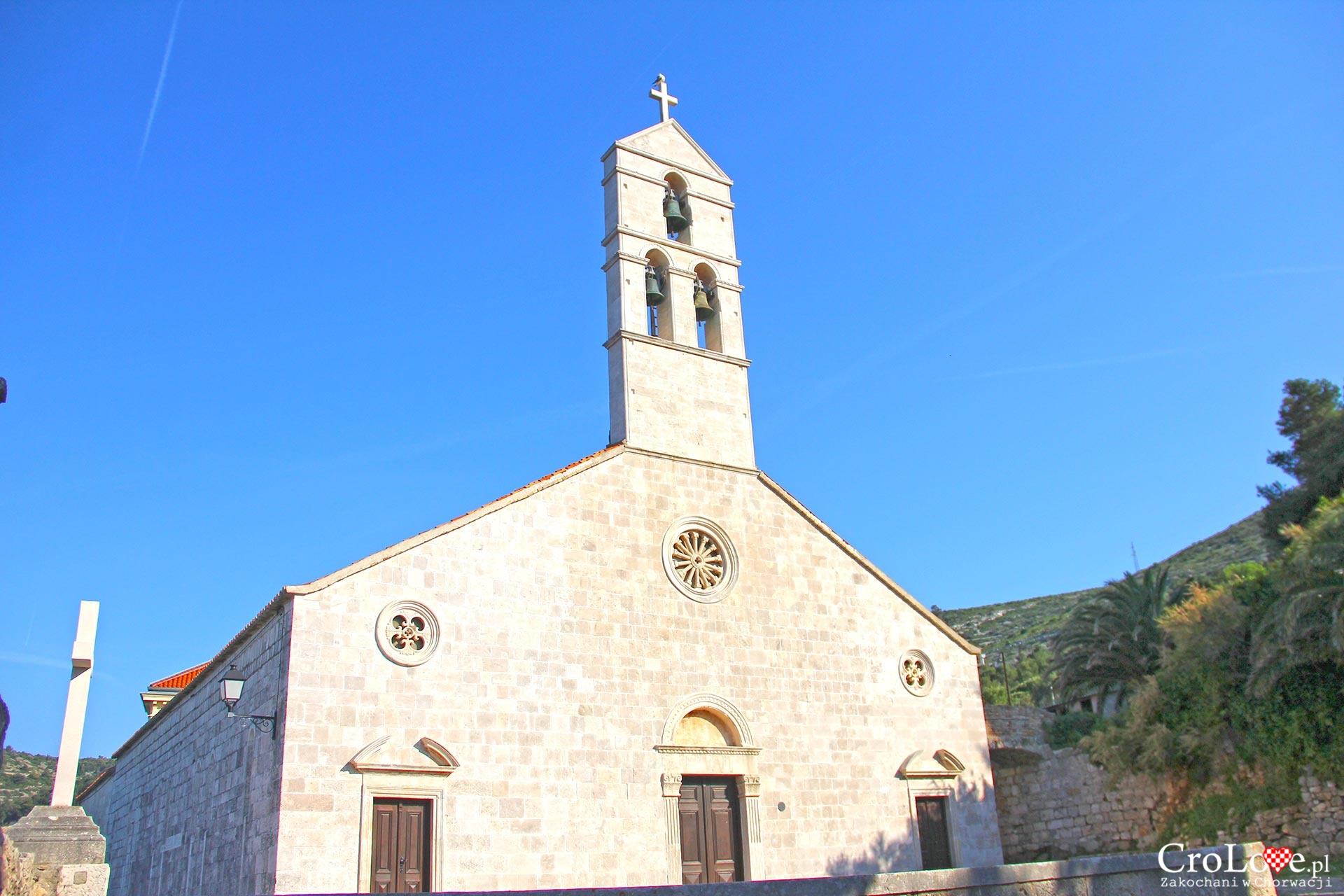 Kościół Matki Bożej z groty w Vis