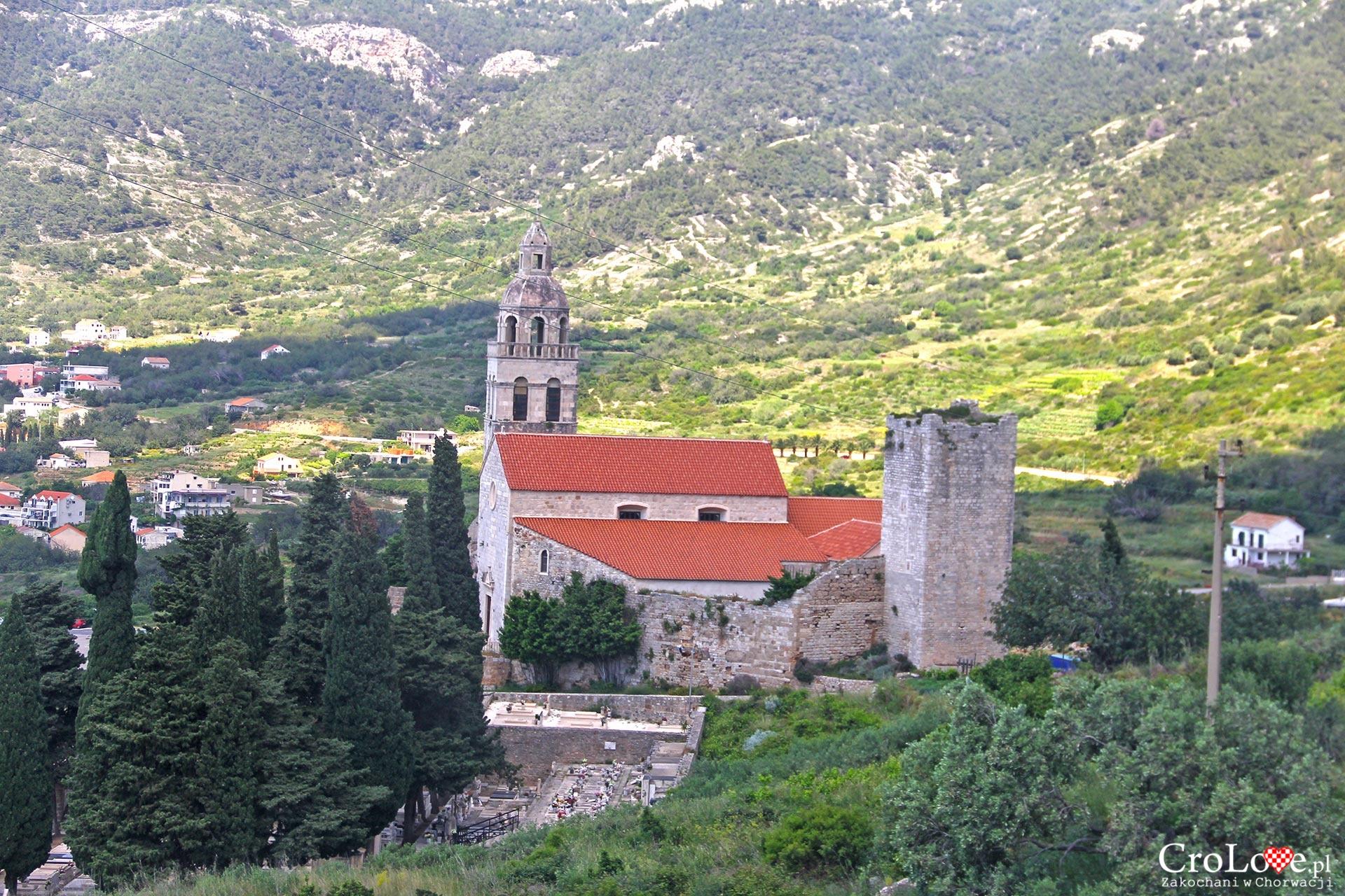 Kościół św. Mikołaja w Komižy