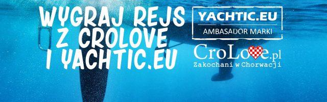 Wygraj rejs jachtem z CroLove i YACHTIC.EU