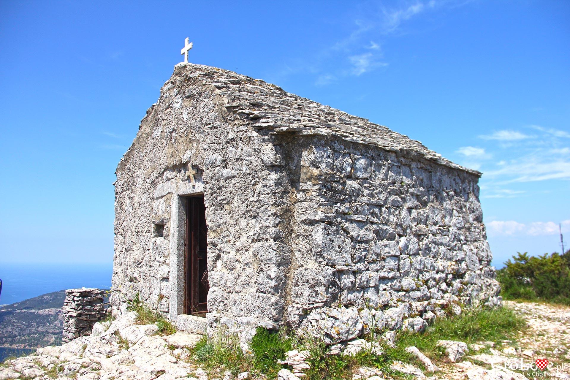 Kościół św. Duha na wzgórzu Hum