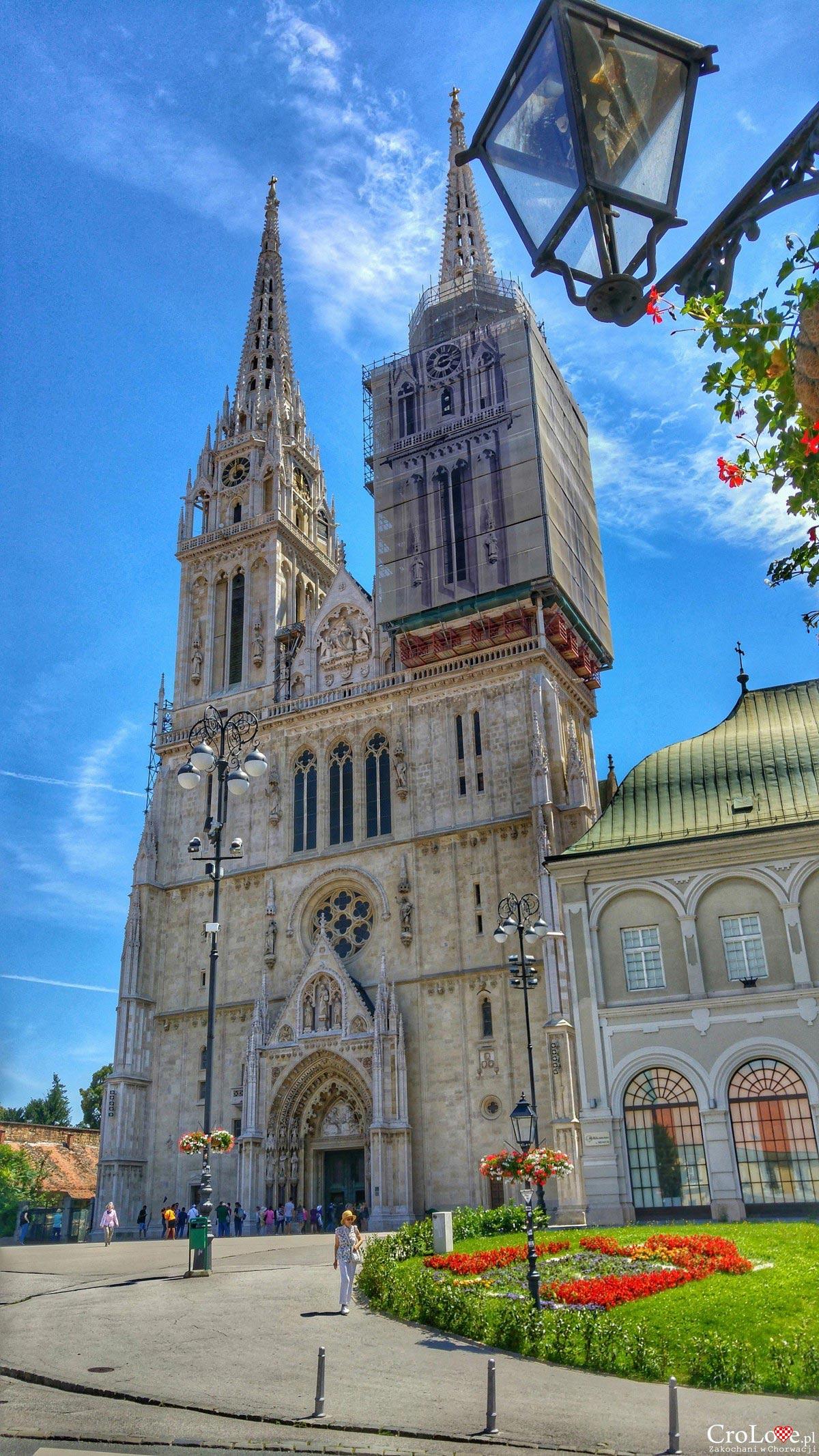 Katedra w Zagrzebiu