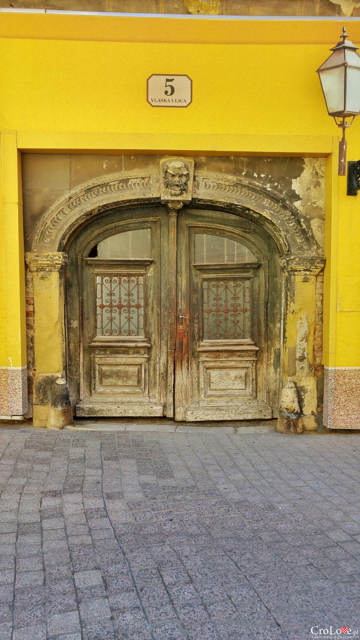 Drzwi Zagrzebia