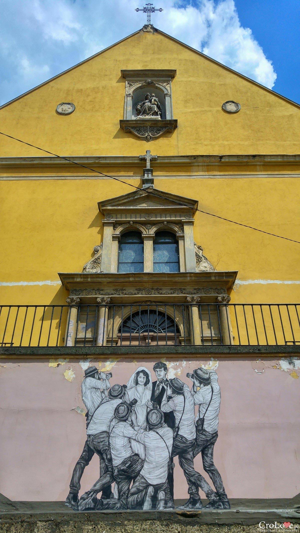 Street Art w Zagrzebiu
