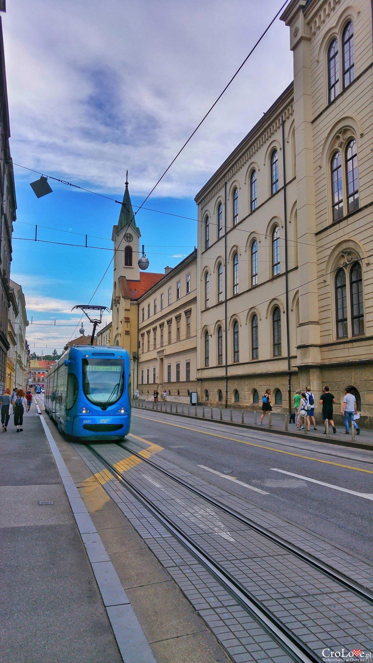 Tramwaje w Zagrzebiu