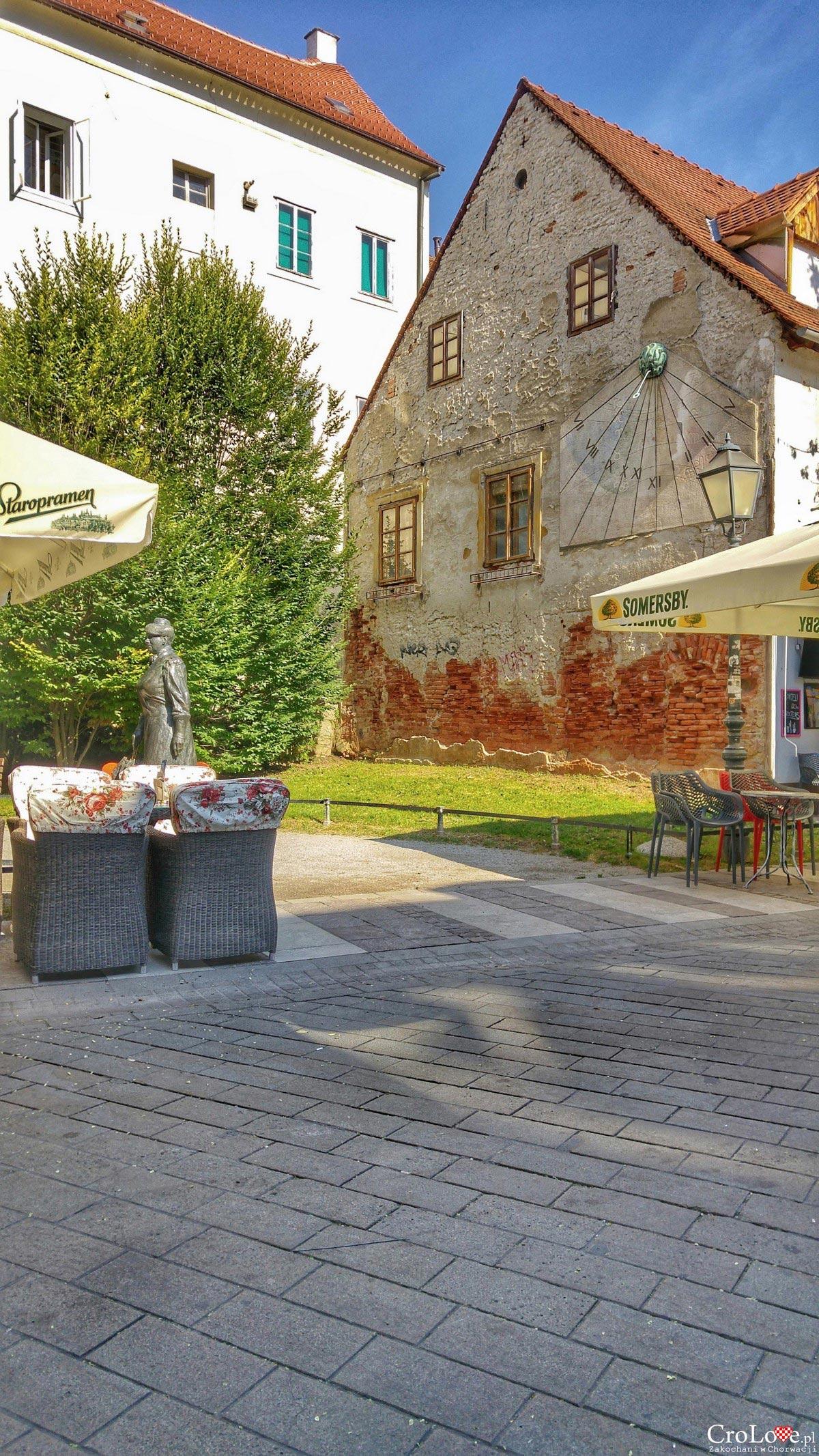 Pomniki w Zagrzebiu