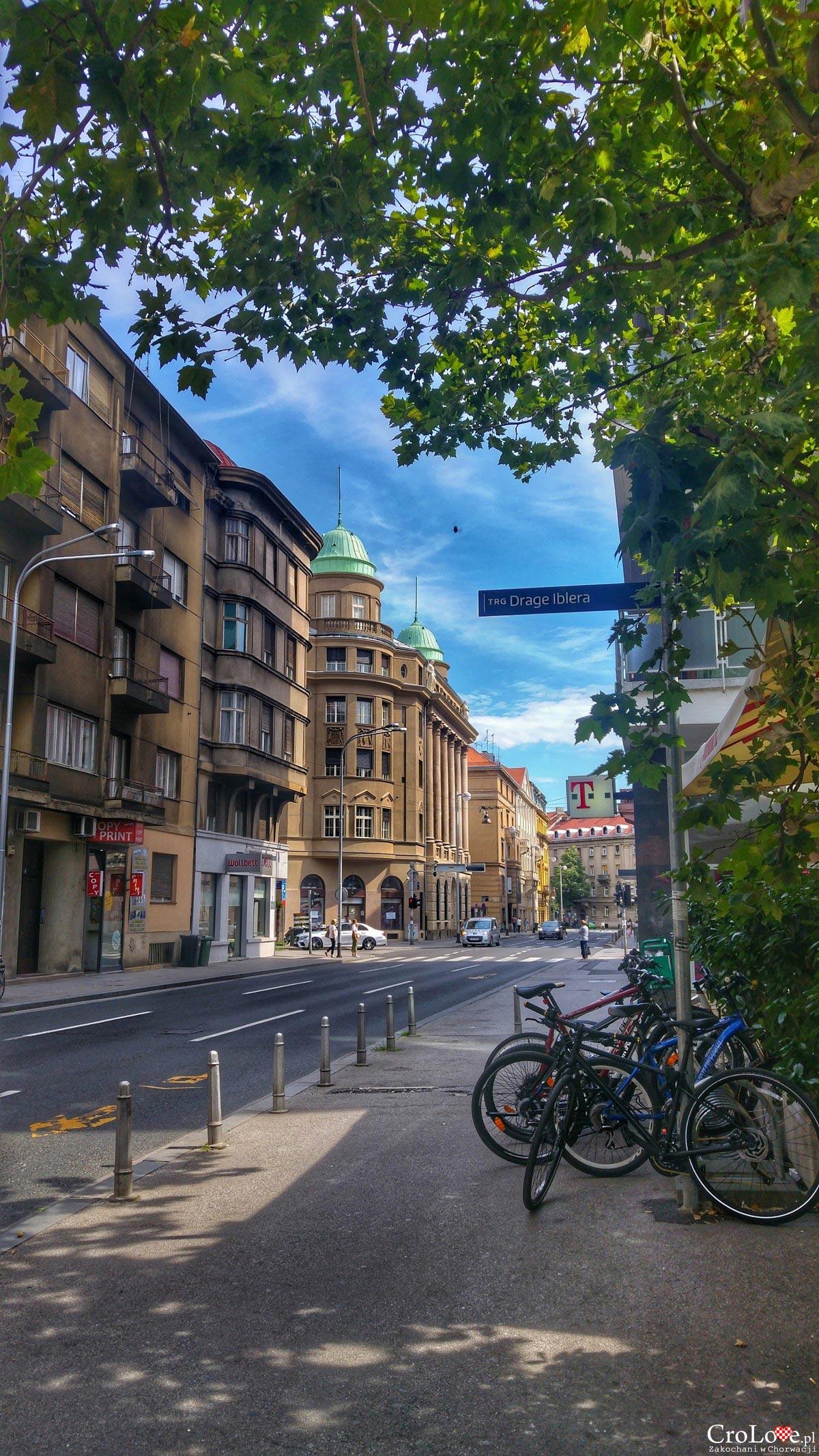 Ulice Zagrzebia