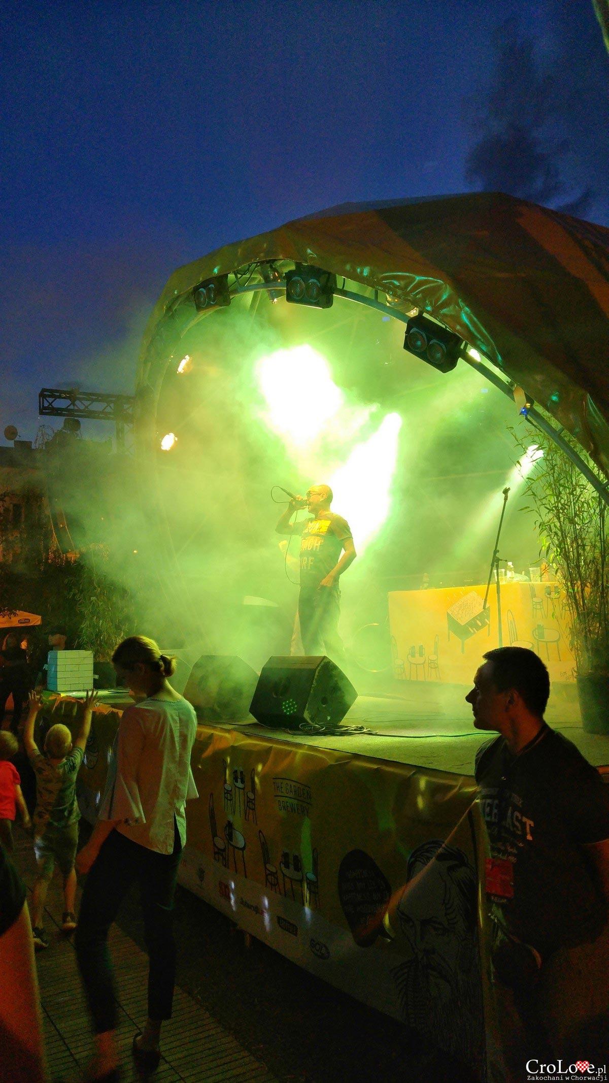 Koncert w Zagrzebiu
