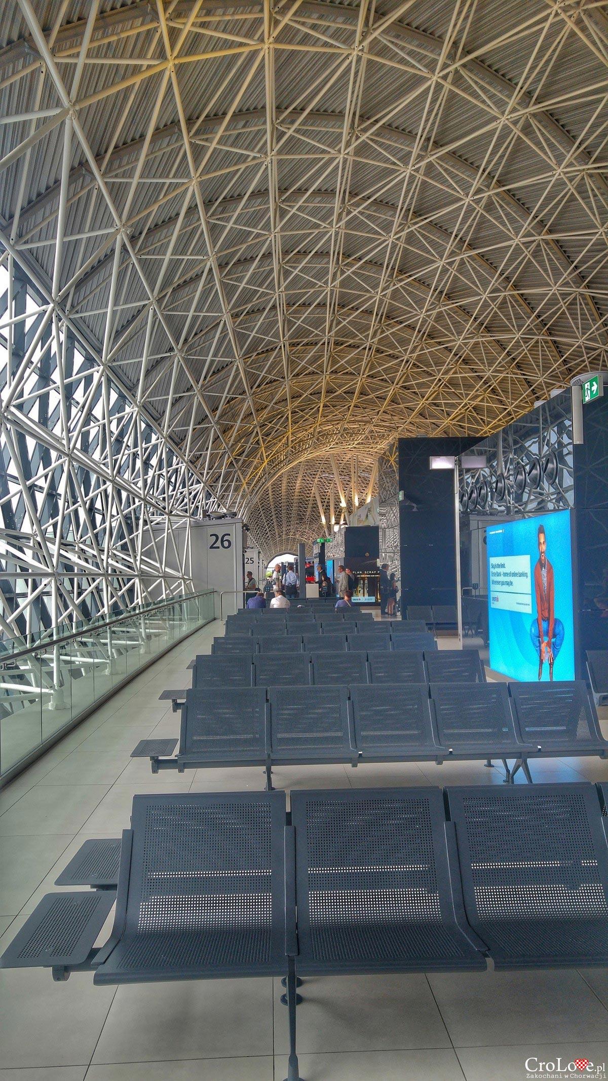 Lotnisko w Zagrzebiu