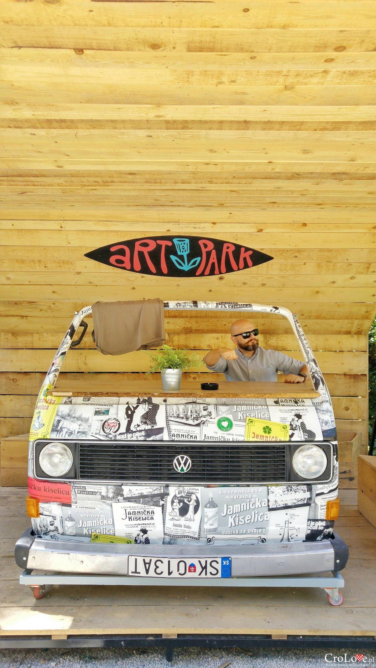 Art Bar w Zagrzebiu