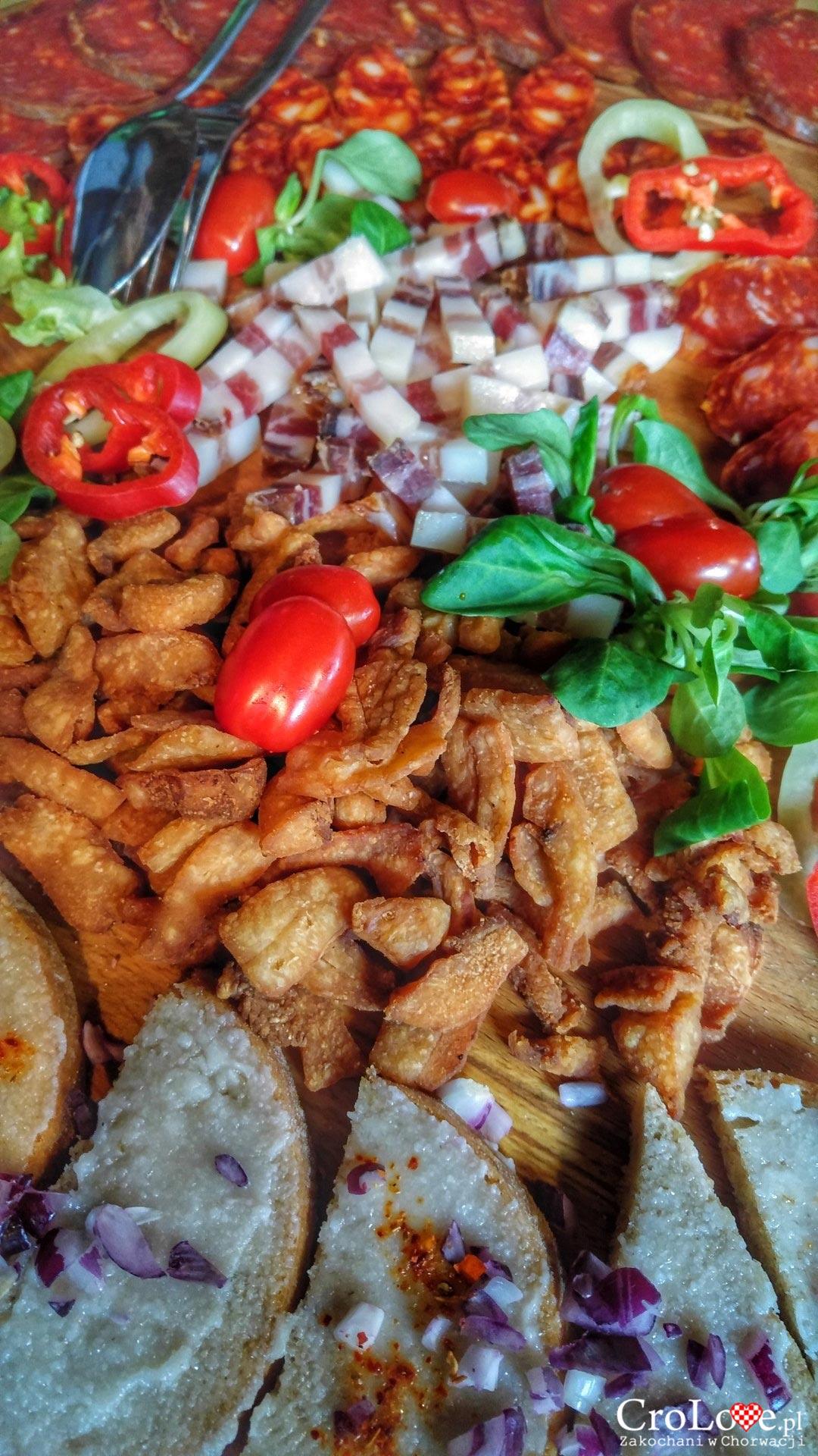 Lokalne przysmaki. Etno restoran Baranjska kuća